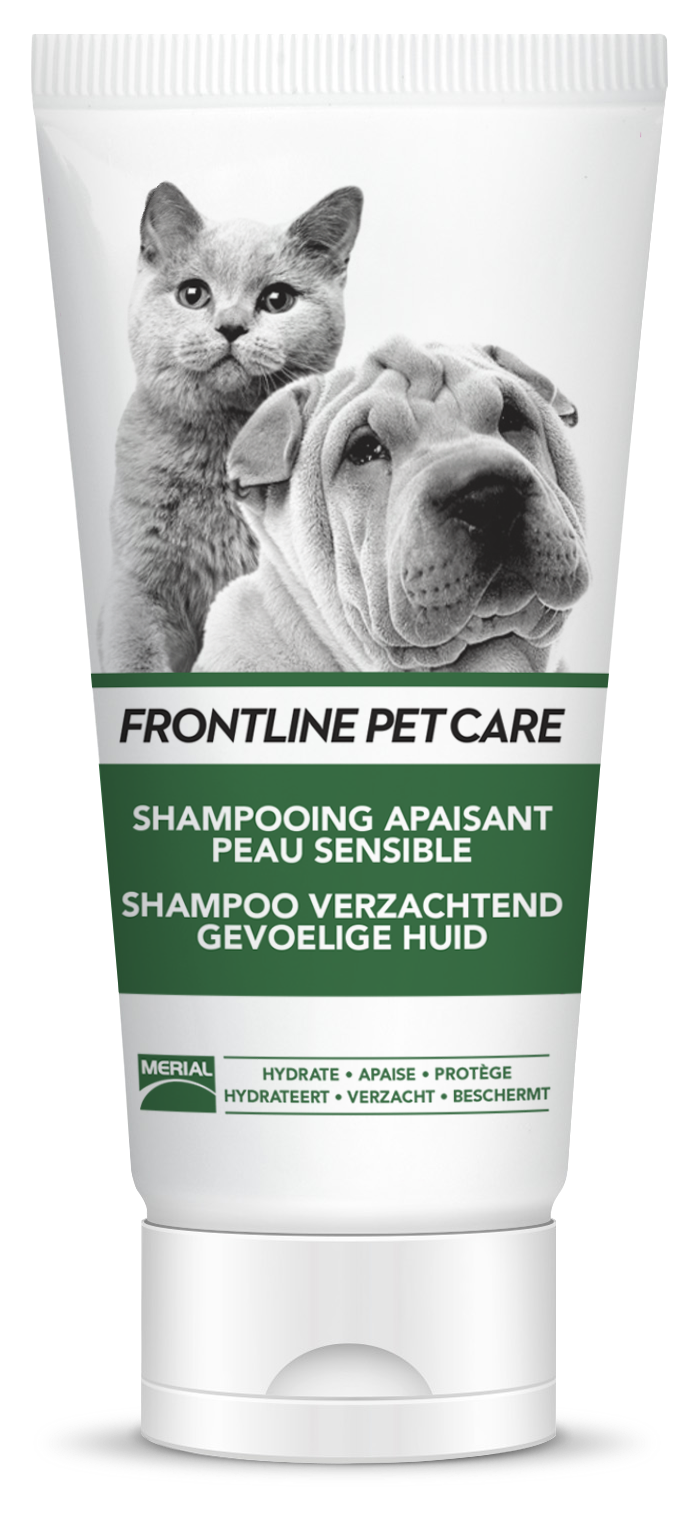 laver chien chat shampoing frontline pet care