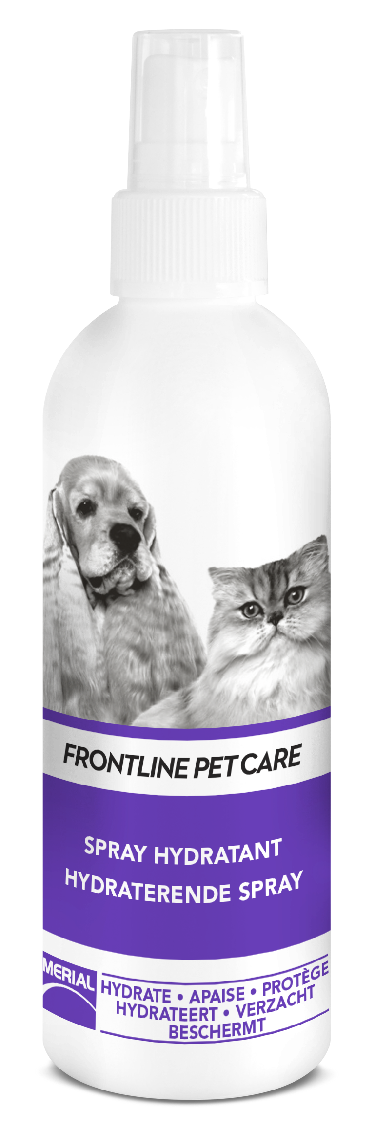 soin pelage chien chat frontline pet care