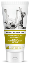soin chien chat pattes coussinets frontline pet care